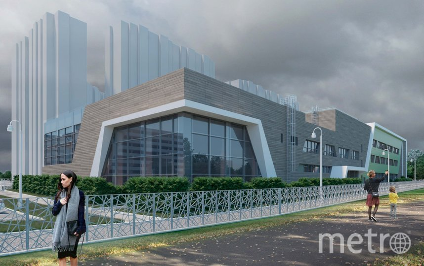 """Проект. Фото АЛЕВ-ГРУПП, предоставлено Москомархитектурой, """"Metro"""""""