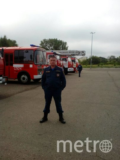 Валерий Кузнецов.. Фото предоставил Валерий Кузнецов.