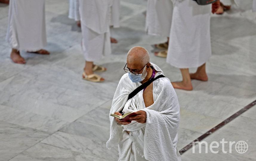 Власти Саудовская Аравия временно запретили иностранным паломникам въезд в Мекку и Медину. Фото AFP