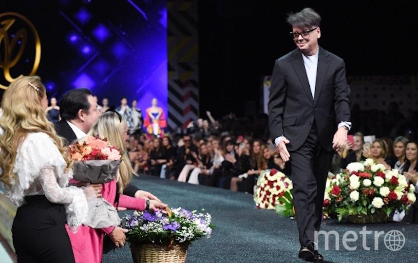 8 марта пройдёт праздничное шоу Валентина Юдашкина. Фото РИА Новости