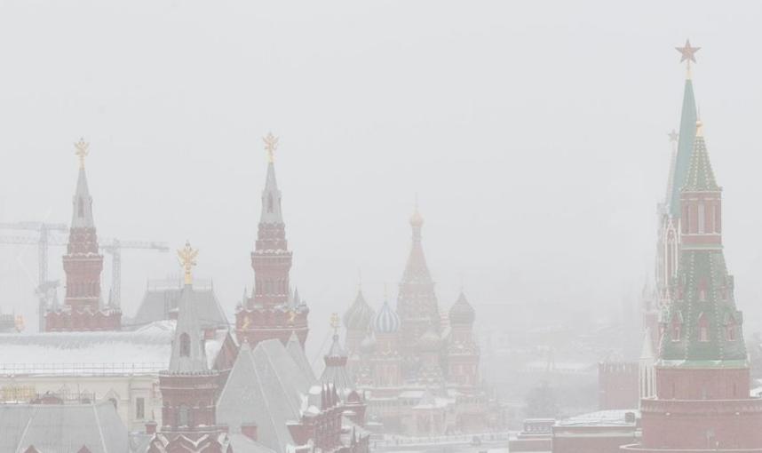 Жителей Московского региона предупредили о сильном тумане. Фото Василий Кузьмичёнок
