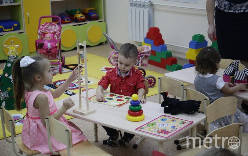 Посещаемость новосибирских дошкольных учреждений - 65-70 %.  1,5-2 % детей вообще не ходят в садик.