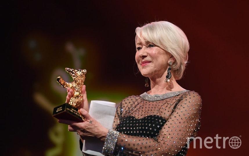 Хелен Миррен. Фото Getty