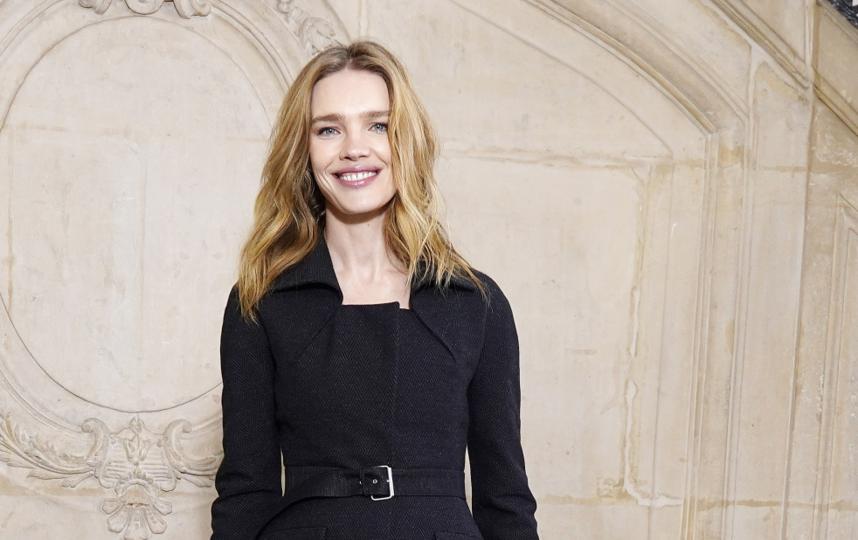 На Неделе высокой моды в Париже, 20 января 2020. Фото Getty