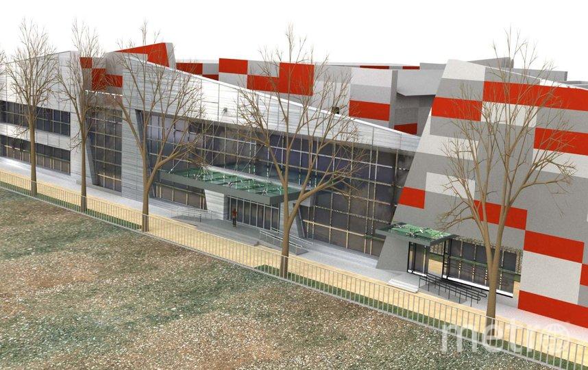 """Проект. Фото Проектное бюро Князев и партнеры, предоставлено Москомархитектурой, """"Metro"""""""