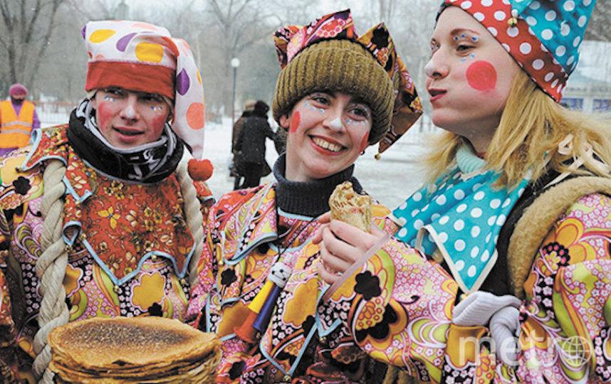 Москвичей ждёт конкурс на лучшее чучело Масленицы. Фото Московские сезоны
