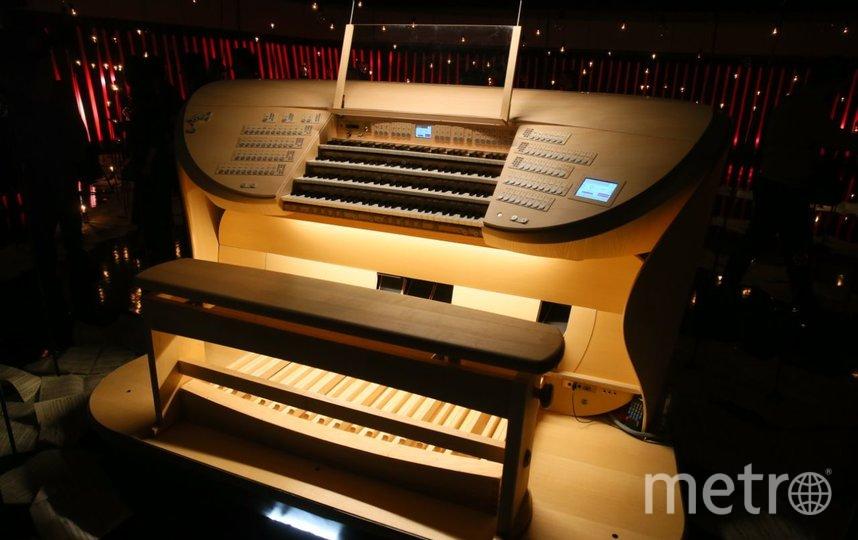 """В концертном зале """"Зарядье"""" появился один из самых больших органов в Европе. Фото Василий Кузьмичёнок"""
