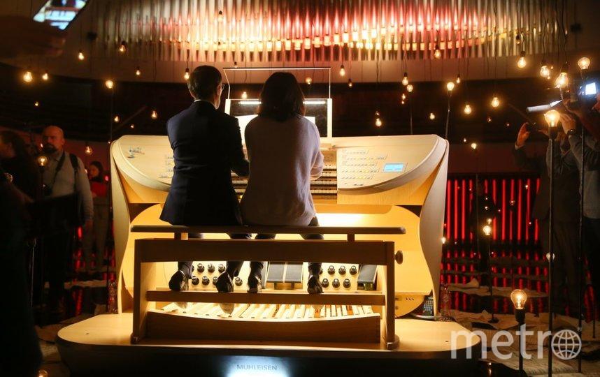 Органисты Оливье Лантри и Шин-Янг Ли. Фото Василий Кузьмичёнок