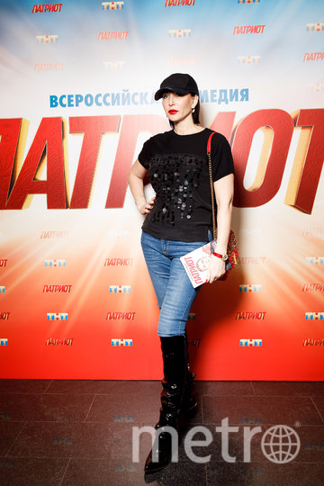Алика Смехова. Фото Предоставлено пресс-службой телеканала ТНТ.
