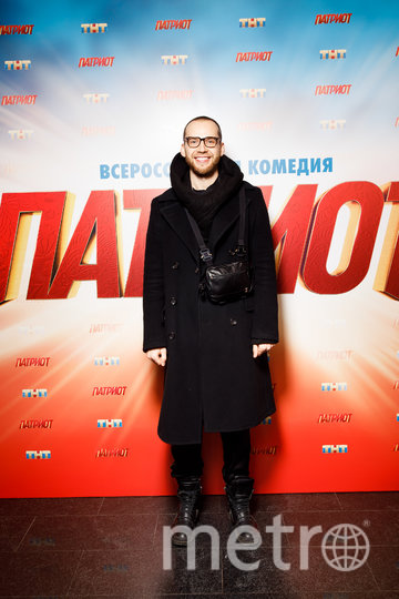 Антон Криворотов. Фото Предоставлено пресс-службой телеканала ТНТ.