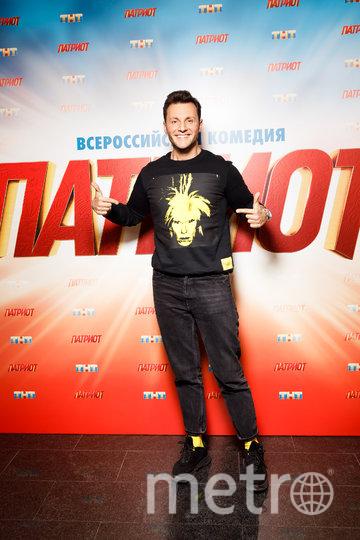 Вячеслав Манучаров. Фото Предоставлено пресс-службой телеканала ТНТ.
