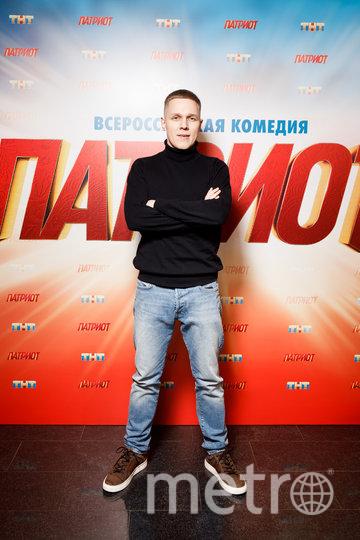 Антон Жижин. Фото Предоставлено пресс-службой телеканала ТНТ.