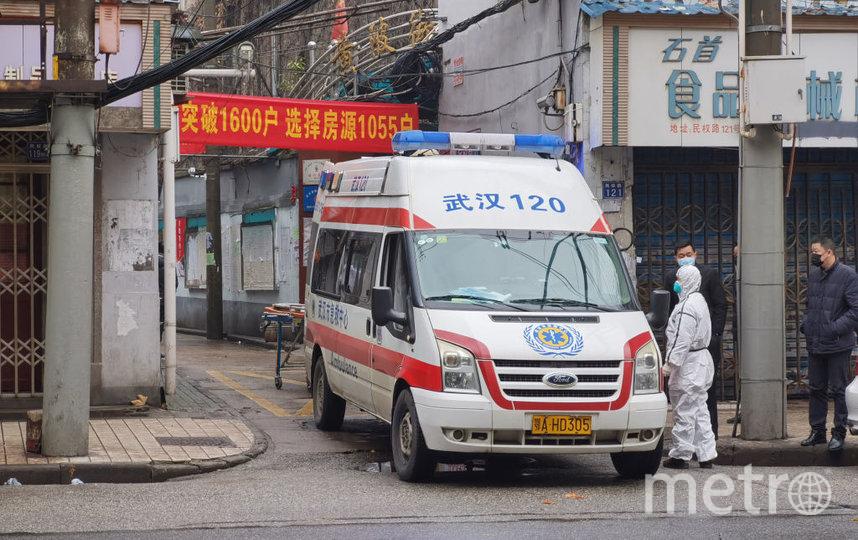 Число жертв коронавируса в Китае превысило 2,9 тысяч человек. Фото Getty