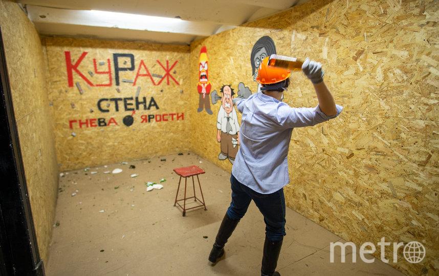 """Главное - больше гнева! Фото Святослав Акимов, """"Metro"""""""