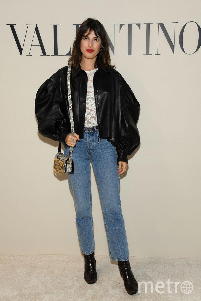 Гости Valentino: Жанна Дамас. Фото Getty