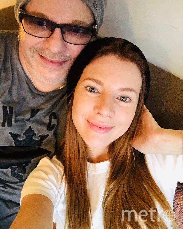 Наталья с супругом Владимиром Пресняковым мл. Фото instagram.com/nataliapodolskaya