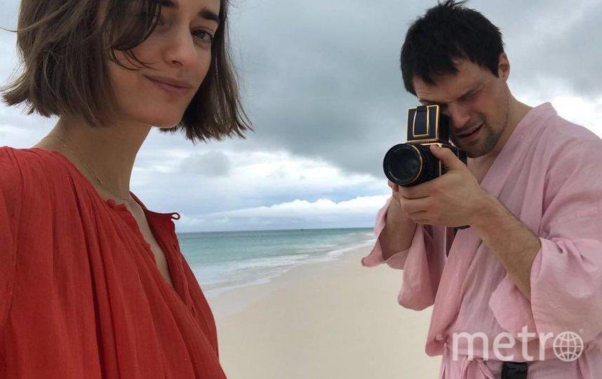 Ольга Зуева и Данила Козловский. Фото Скриншот Instagram: @_olyazueva