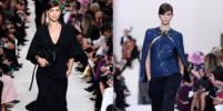 Кайя Гербер и Ирина Шейк блеснули на показе Valentino в Париже
