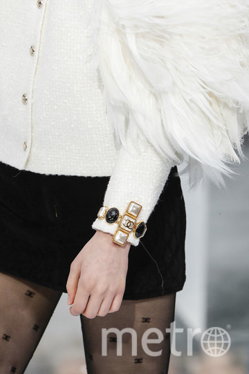Показ Chanel. Фото Getty