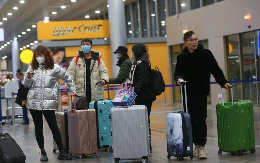 Ранее дополнительные меры безопасности ввели в столичных аэропортах. Фото Василий Кузьмичёнок