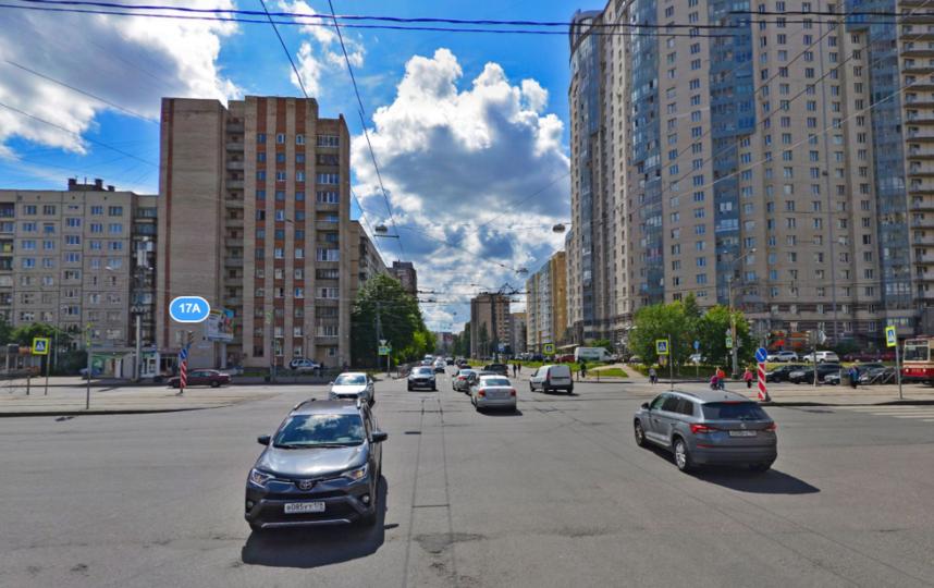 Улица Есенина. Фото Яндекс.Панорамы