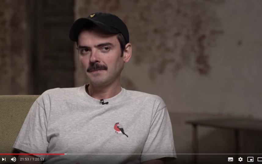 Антон Лапенко. Фото скриншот https://www.youtube.com/watch?v=Uzu9clzaLvg