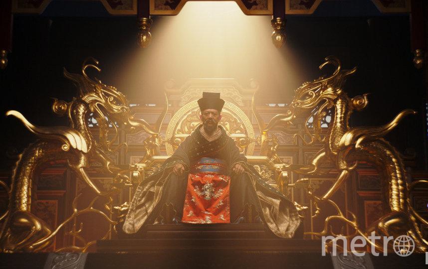"Кадр из фильма ""Мулан"" (2020). Фото ""Дисней Студиос"", kinopoisk.ru"