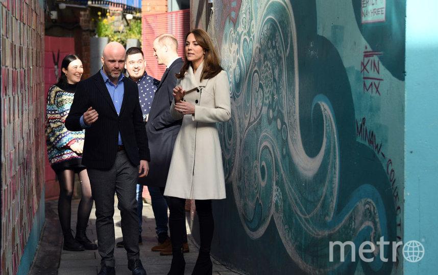 Второй день официального визита в Ирландию. Фото Getty