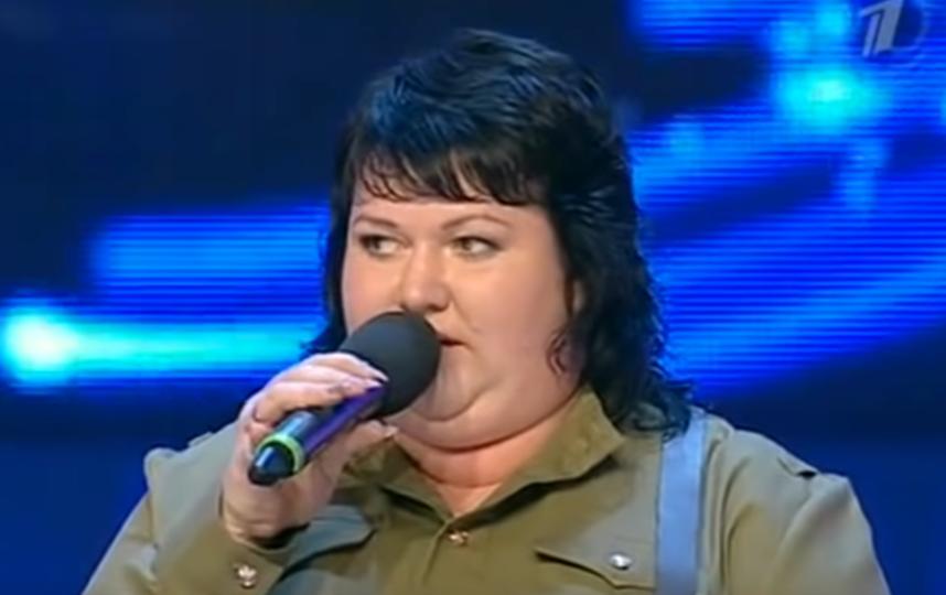 Ольга Картункова в 2013 году. Фото Скриншот Youtube