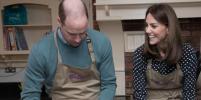 Пинг-понг, овощной суп и печенье: как Кейт Миддлтон и принца Уильяма развлекали в Ирландии