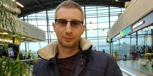 Алексей, предприниматель, 35 лет.
