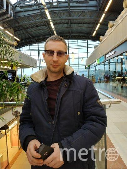 """Алексей, предприниматель, 35 лет. Фото Наталья Сидоровская, """"Metro"""""""
