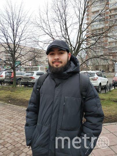 """Алексей, студент, 19 лет. Фото Наталья Сидоровская, """"Metro"""""""