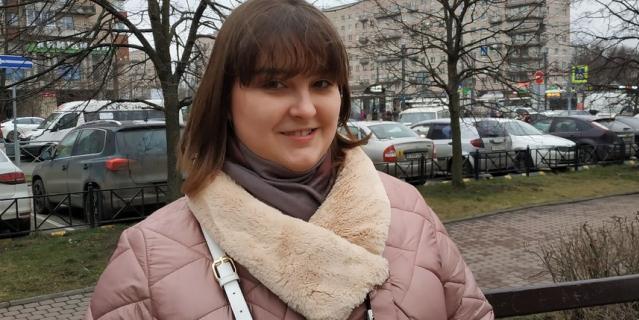 Юлия, юрист, 26 лет.