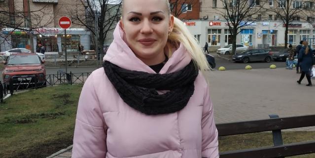 Екатерина, администратор, 22 года.