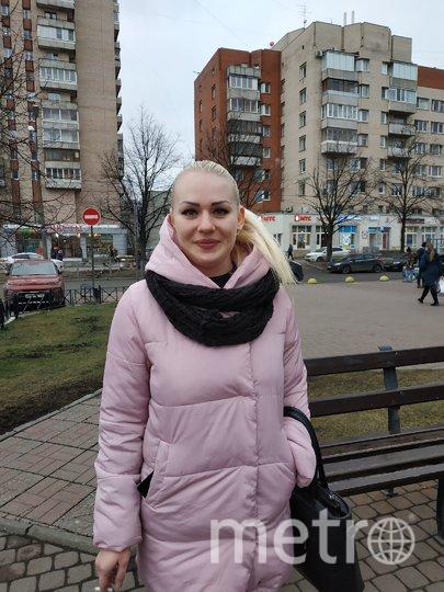 """Екатерина, администратор, 22 года. Фото Наталья Сидоровская, """"Metro"""""""