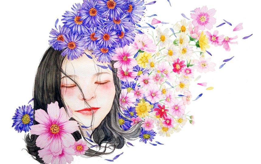Мужчины будут дарить на 8 марта, в основном, цветы. Фото pixabay