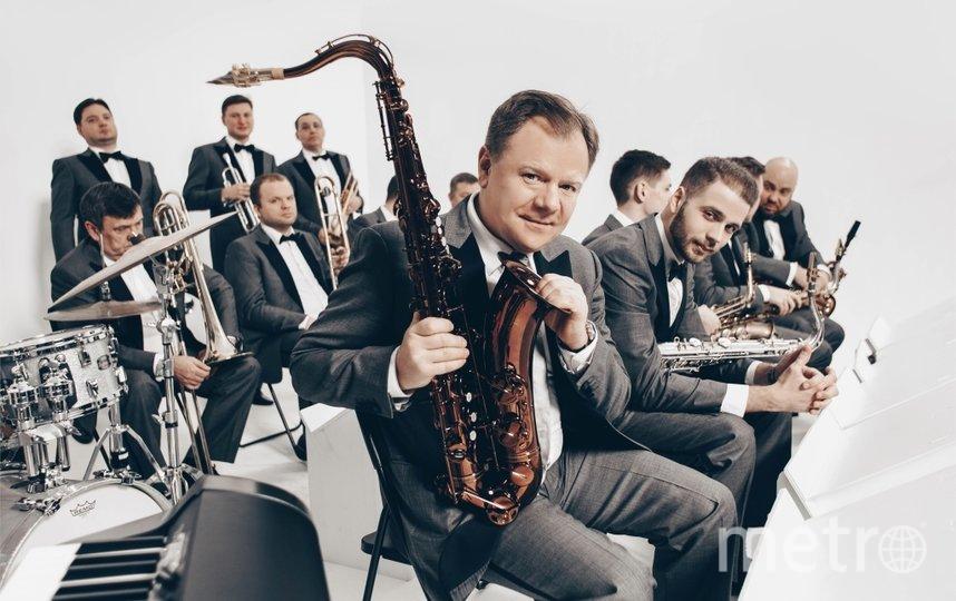 Игорь Бутман и Московский джазовый оркестр. Фото Предоставлено организаторами