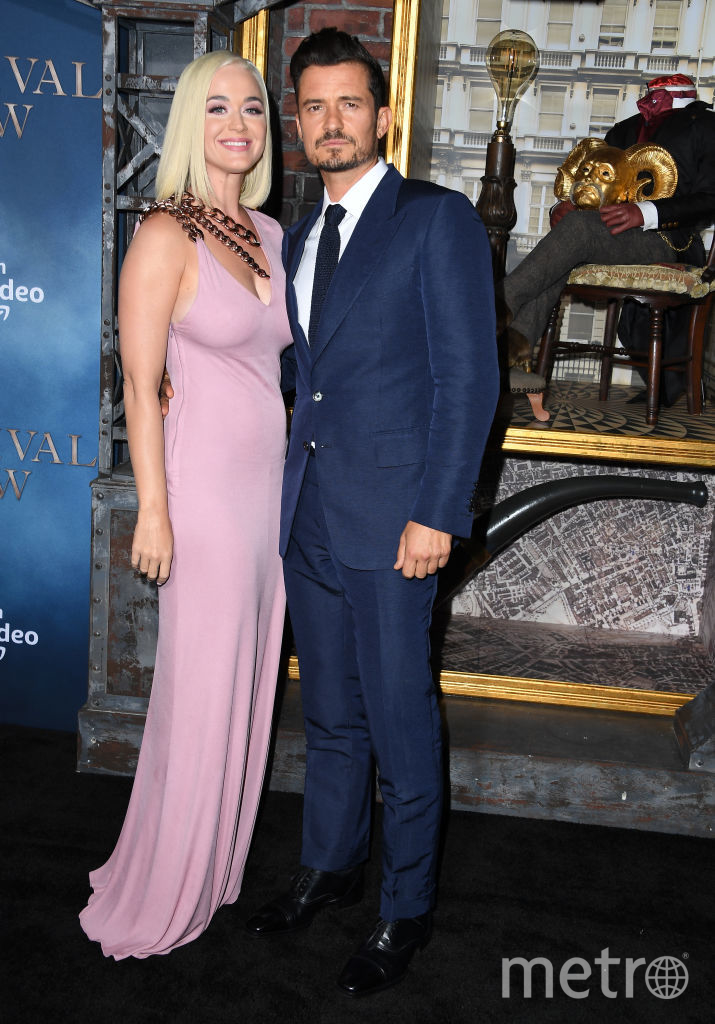 Кэтти Перри и Орландо Блум. Фото Getty