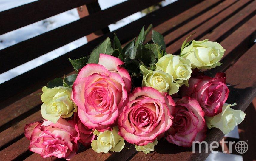 В Москве бомж украл цветы из магазина и угрожал продавцу ножом. Фото Pixabay