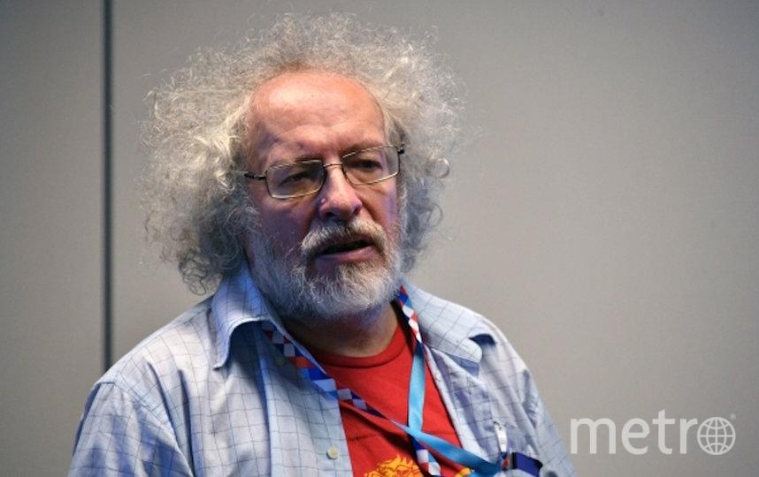 Алексей Венедиктов. Фото РИА Новости