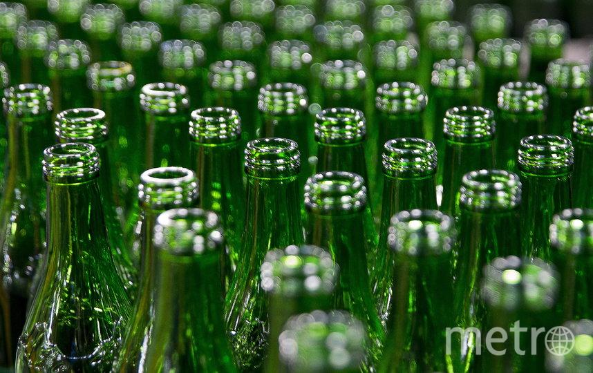 4 тысячи лет требуется стеклянной бутылке для полного разложения. Фото Getty