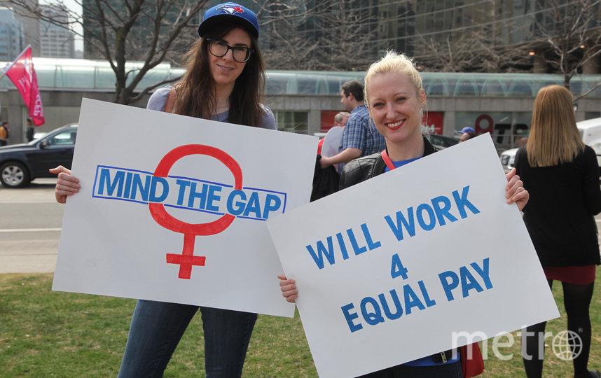 Человечеству потребуется ещё 100 лет, чтобы преодолеть гендерное неравенство. Фото Getty