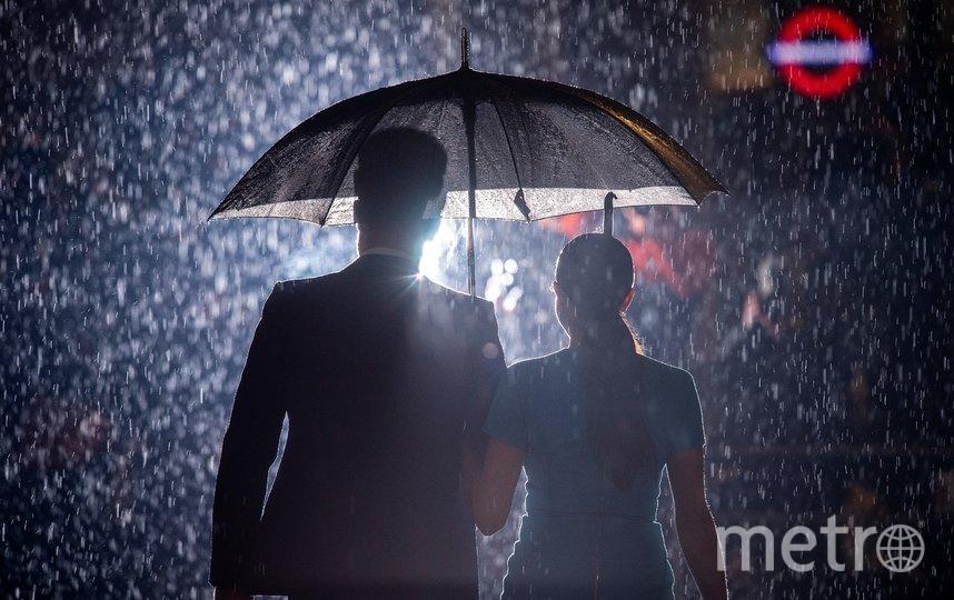 Принц Гарри и Меган Маркл на церемонии вручения премии Endeavour Fund Awards. Фото AFP
