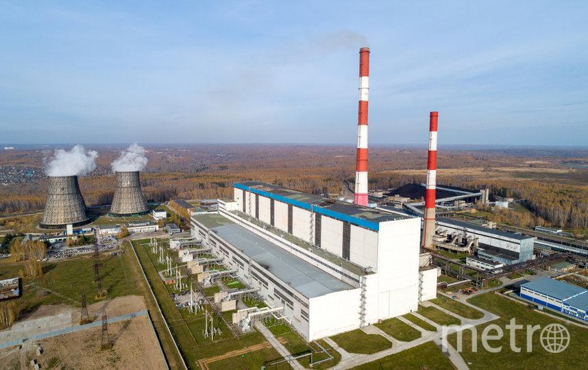 Экологические замеры вблизи Новосибирской ТЭЦ-5 проводят в пяти контрольных точках.