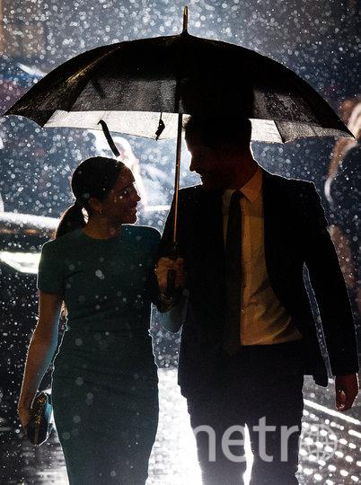 Меган Маркл на церемонии вручения премии фонда Endeavour в Лондоне. Фото Getty