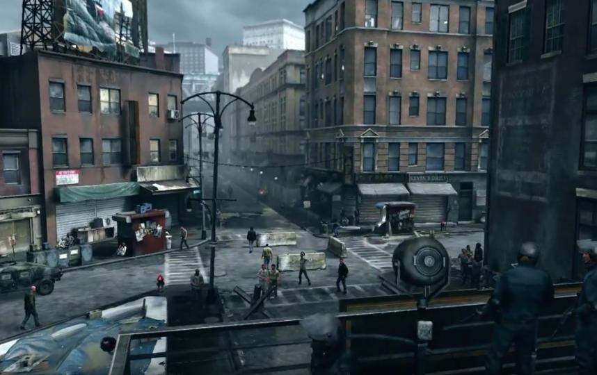 Кадр из трейлера видеоигры The Last of Us. Фото скриншот: youtube.com/watch?v=W01L70IGBgE