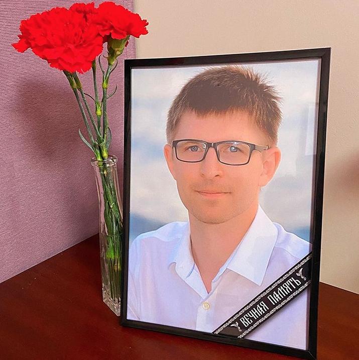 Валентин Диденко. Фото Скриншот Instagram: @didenko.katerina