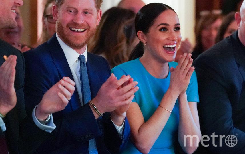 Реакция Меган и Гарри на предложение руки и сердца. Фото Getty