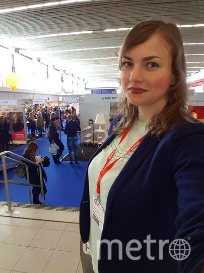 """Алина Потапова. Журналист. Фото """"Metro"""""""